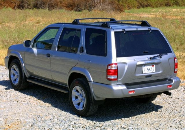 Beautiful 2003 Nissan Pathfinder SE In Rutland, VT   Rutland Volkswagen